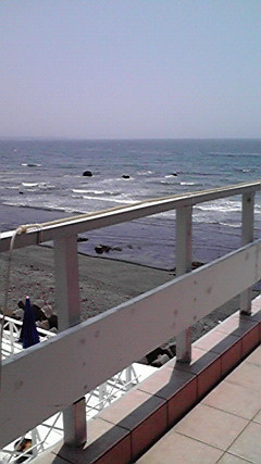 海に行きました〓